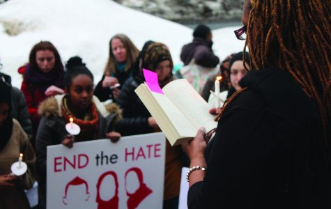 Faith groups unite for victims of hate crimes