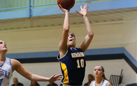 Silva nets career-high; basketball falls at Anna Maria