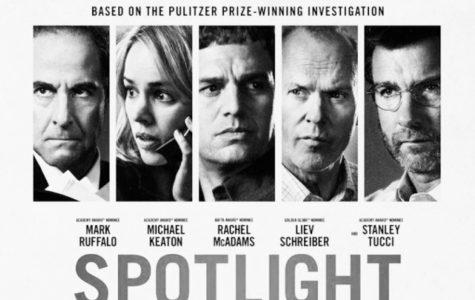 Film shines 'Spotlight' on abuse by Boston clergy