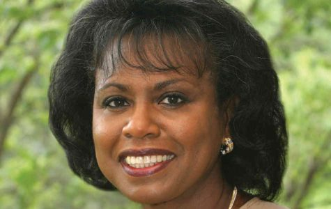 Anita Hill speaks on leadership