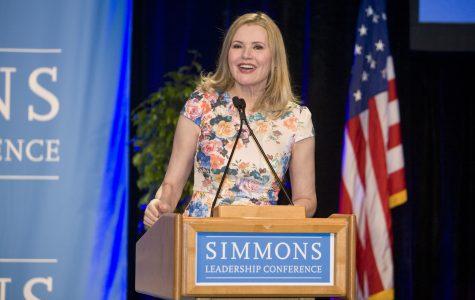 Davis, Ferrera keynote speakers at Simmons Leadership Conference