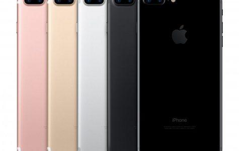 Saying goodbye to iPhone's  headphone jack, hello iPhone 7