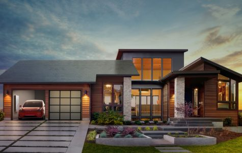 Elon Musk unveils solar roof in L.A.