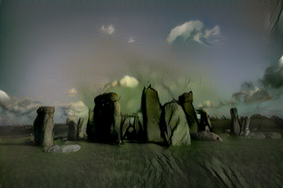 New AI generates creepy, nightmarish images