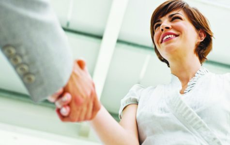 Shake it off: the science of handshakes