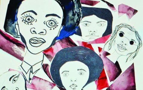 Artwork from Multicultural Week