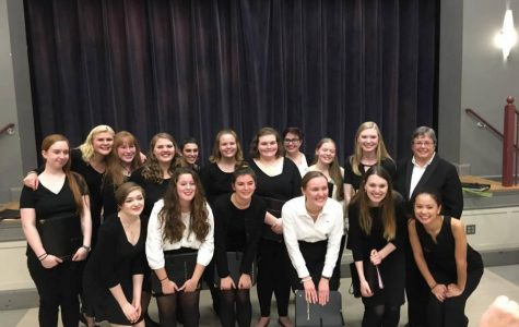 Simmons Concert Choir joins West Point for 'Together in Song'