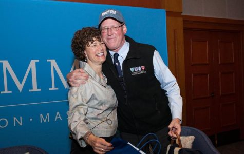 Dr. Paul E. Farmer visits Simmons