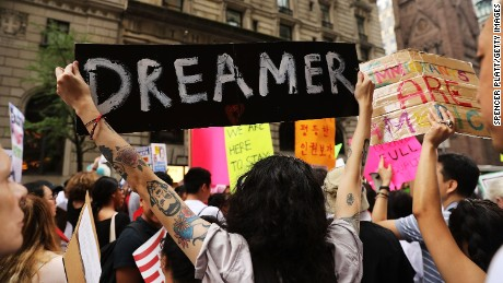 Finding out I was a DACA dreamer