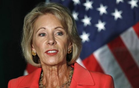 Education Secretary issues changes to Title IX