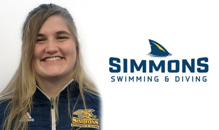 Scholand leads swimming & diving over Westfield State, 192-96