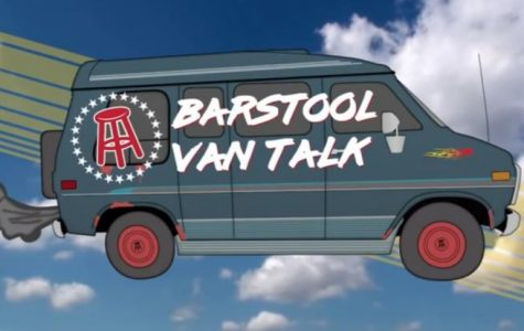 ESPN cancels Barstool Van Talk after one episode
