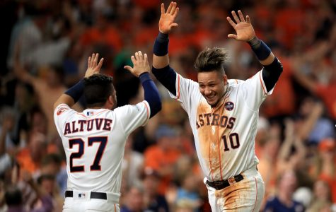 Houston Astros give hope after Hurricane Harvey