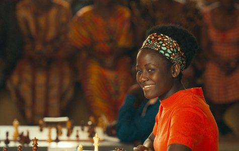 "Simmons visited by the ""Queen of Katwe"""