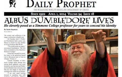 Issue 18: The Daily Prophet