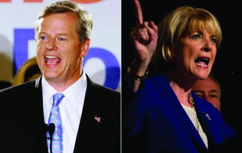 Mass. governor race a toss-up