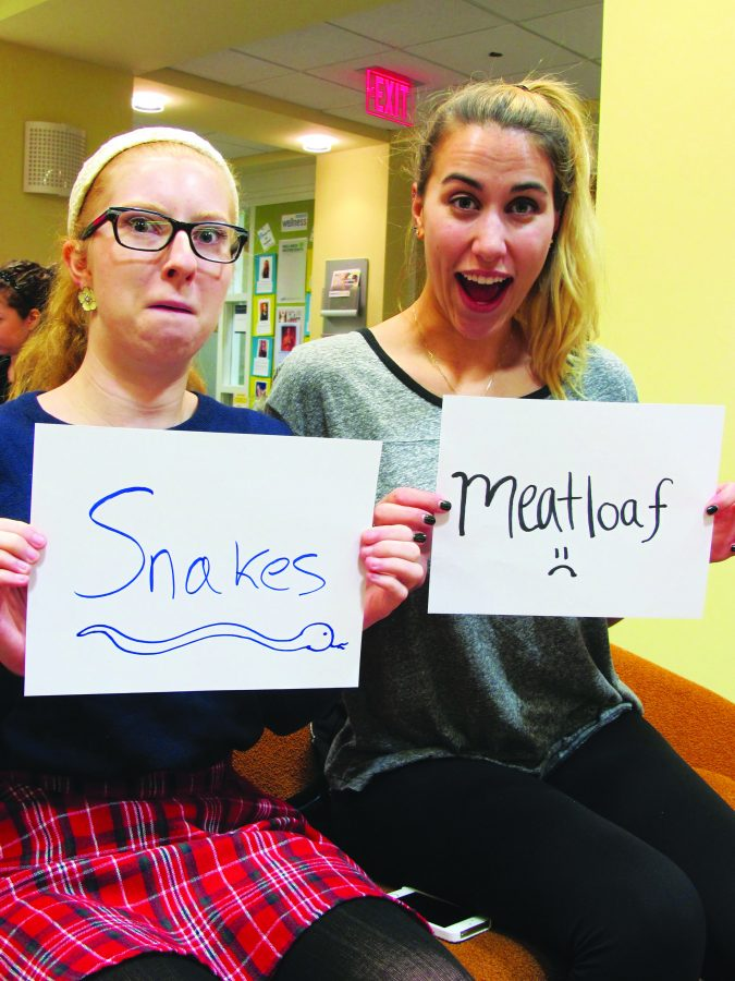 What do Simmons students fear more than Ebola?