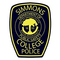 pic of the simmons police patch