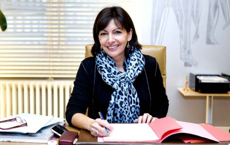 picture of anne hidalgo