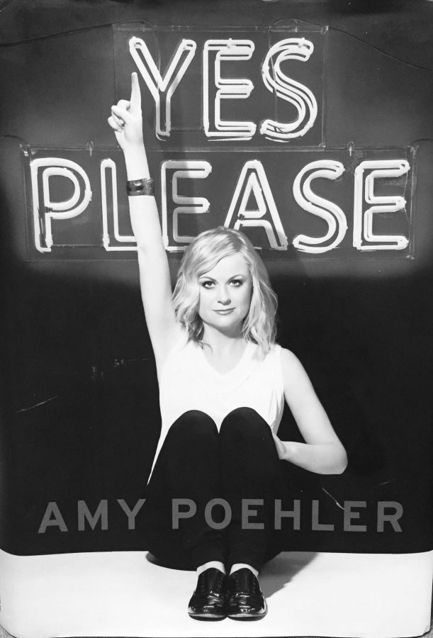 pic of the book cover for yes please