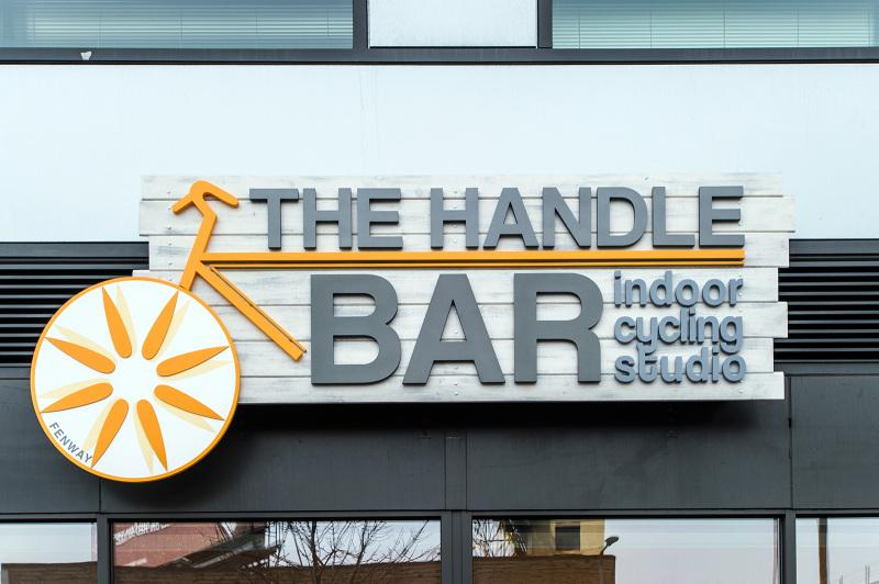 pic of the handle bar fenway location