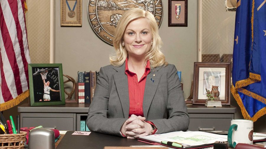 pic of Poehler as Knope