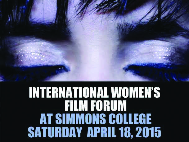 Promotional poster for the IWFF
