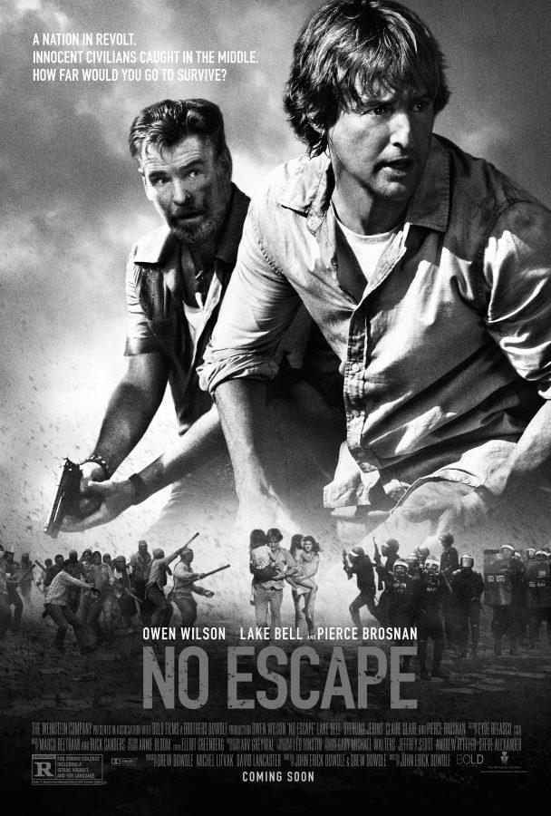 'No Escape' film poster
