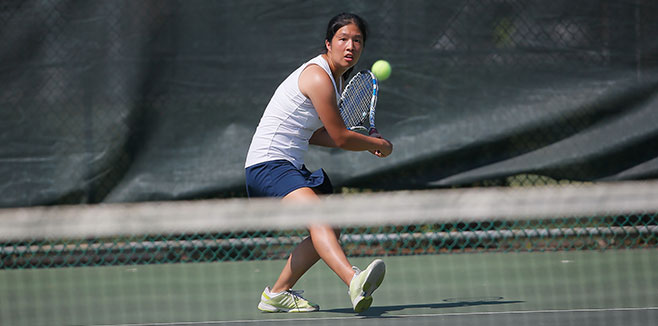 Simmons Tennis Player