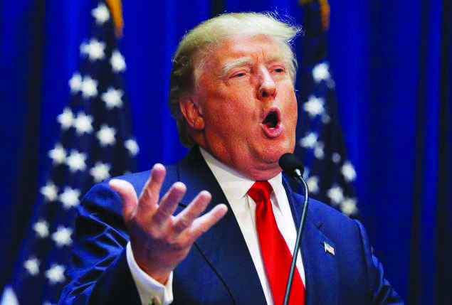 Donald Trump has been in the news recently for the controversial comments he has made during campaign rallies.