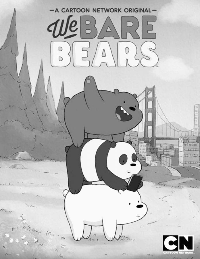 We Bare Bears promotional art