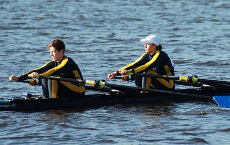 Bennet, Foster lead crew at 36th Textile River Regatta