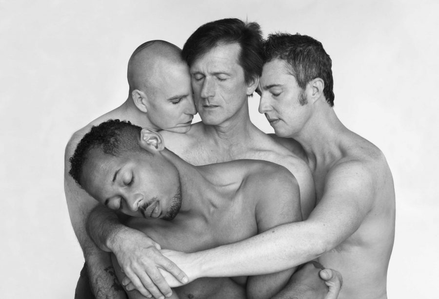 "Sean Dorsey's ""The Missing Generation"" delves into the AIDS survivors' experience.(Photo by Lydia Daniller)"