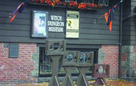 Facade of the Witch Dungeon Museum