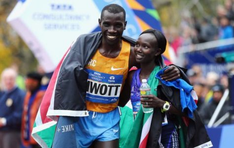 Kenyans sweep New York Marathon