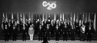 Leaders meet for G20