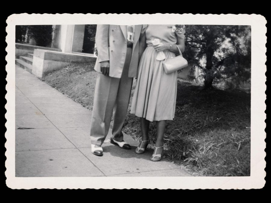 More than 300 photographs, such as this one taken in the 1950s, are on display at the MFA as gifts from Peter J. Cohen. (Photo from MFA.org)