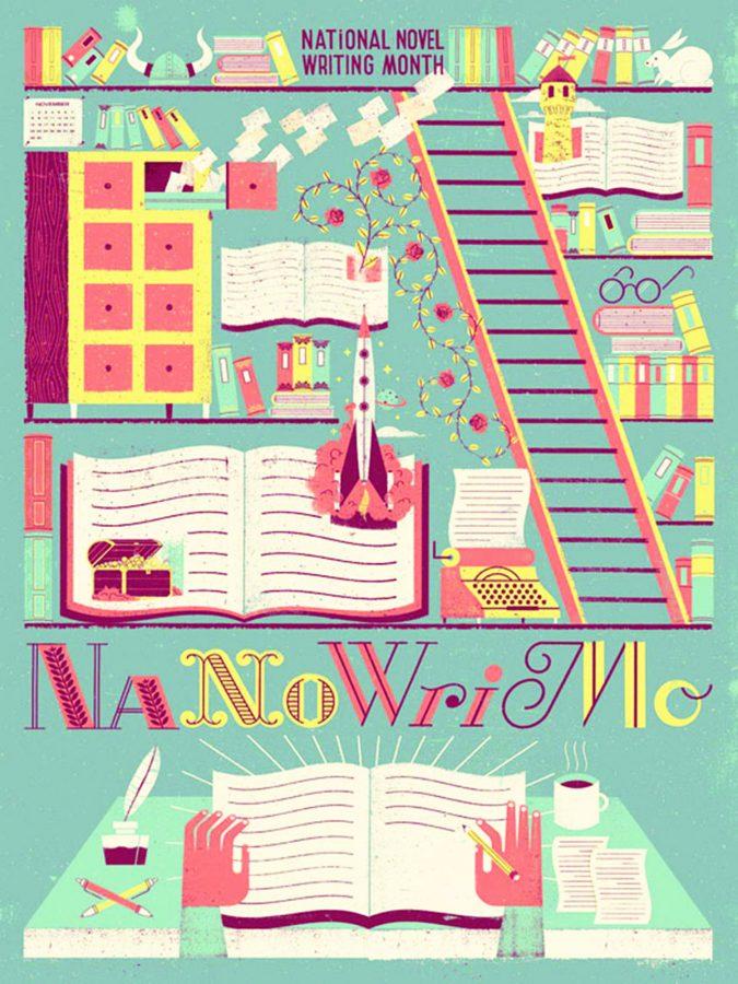 NaNoWriMo Promotional