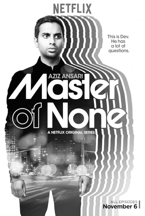 Netflix promotional for Master of None
