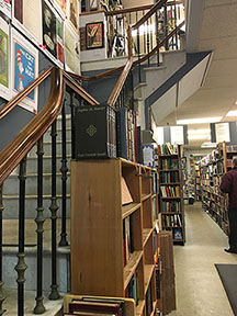 A Thousand Words: Must-visit Boston indie bookstores