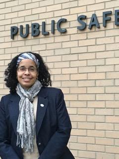 Interim Chief of Public Safety discusses campus engagement