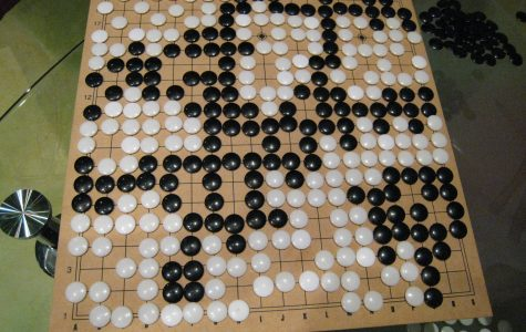 Computer beats human players at Go