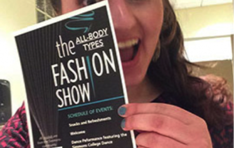 A Thousand Words: Simmons hosts body-positive fashion show during NEDA week