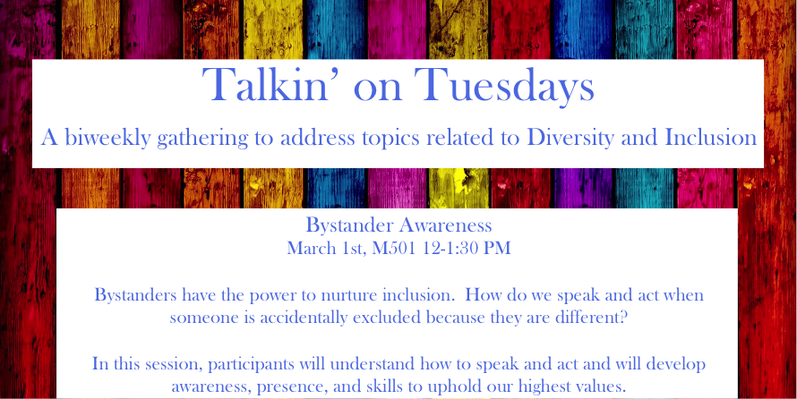 Talkin' on Tuesday promotional