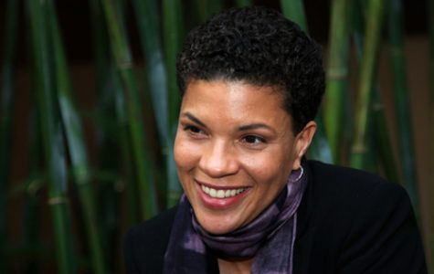Headshot of Michelle Alexander