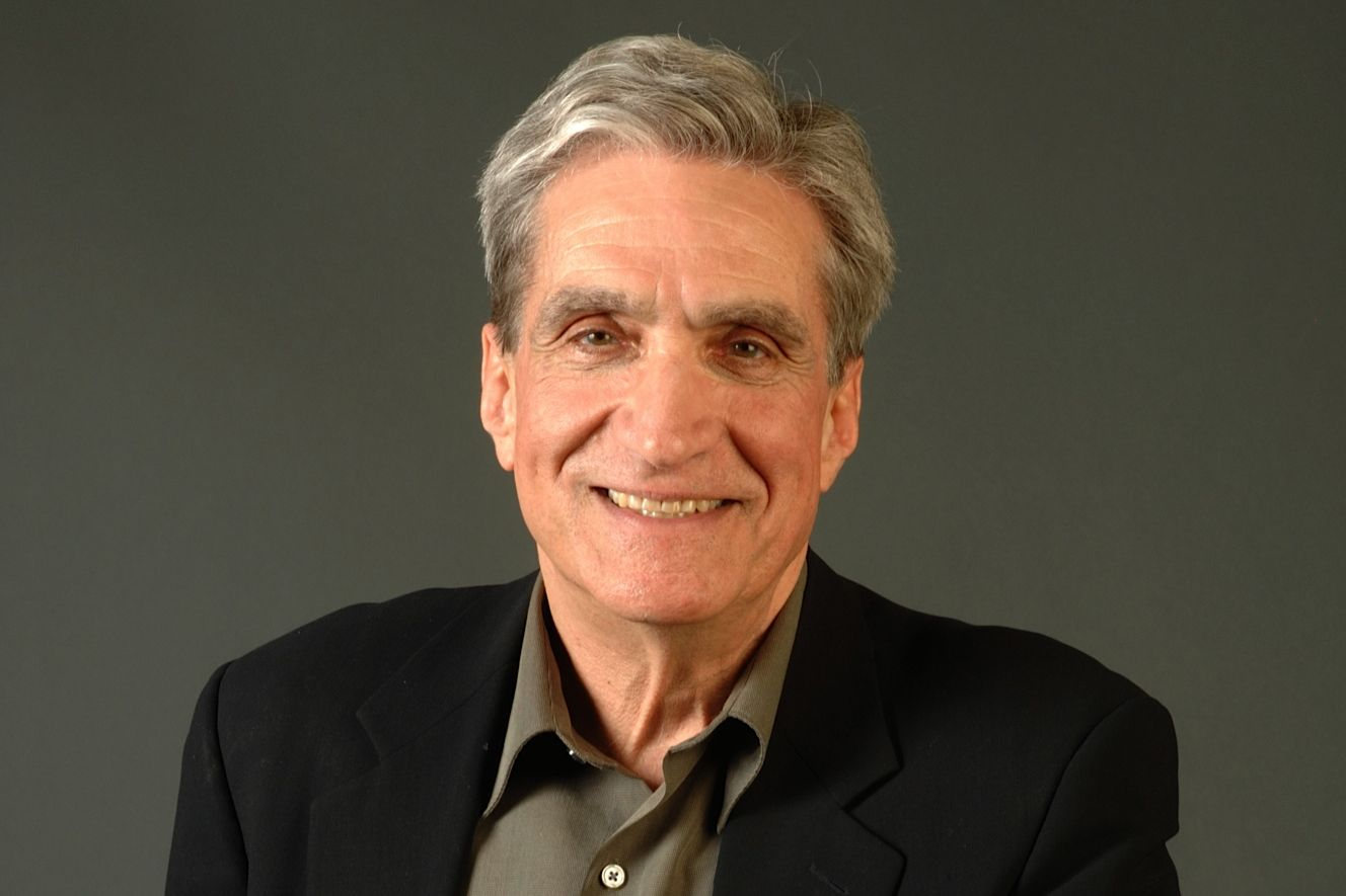 Headshot of Robert Pinsky