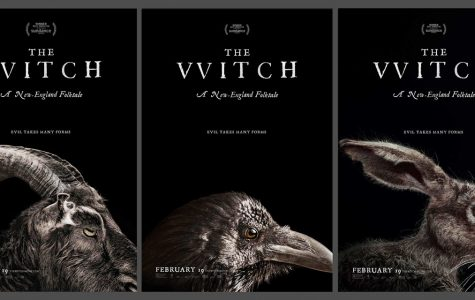 Triptych-style poster for the film