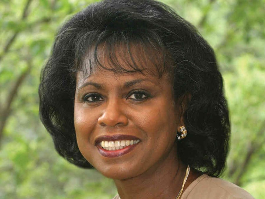 Headshot of Anita Hill