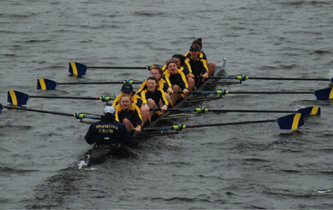 Crew finishes first at Clark