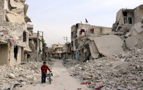 No reprieve from airstrikes in Aleppo